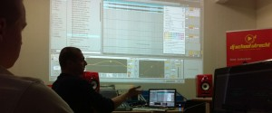 ableton live les in groep