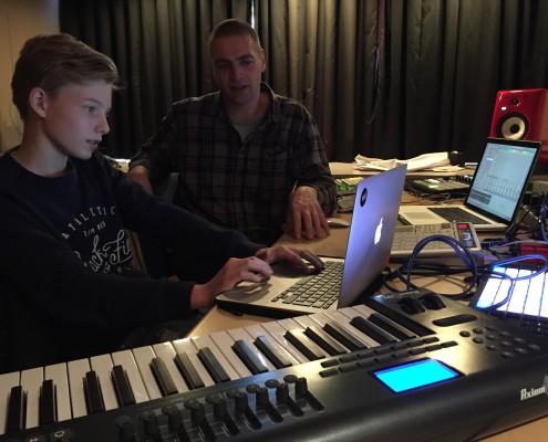 zomer cursus fl studio kids dj school