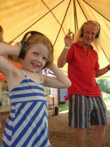Kids en volwassen Silent Disco te huur