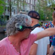 bootfeest met silence disco