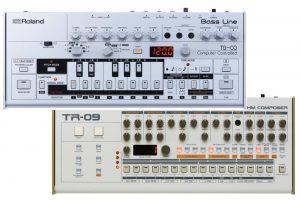 TB-03 & TR-09 gear