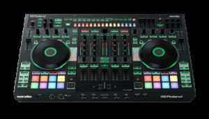 dj-808 mixer/controller
