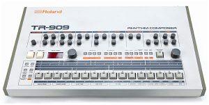 909 drumcomputer