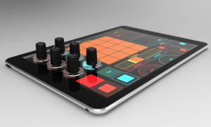 Control your DAW with an app
