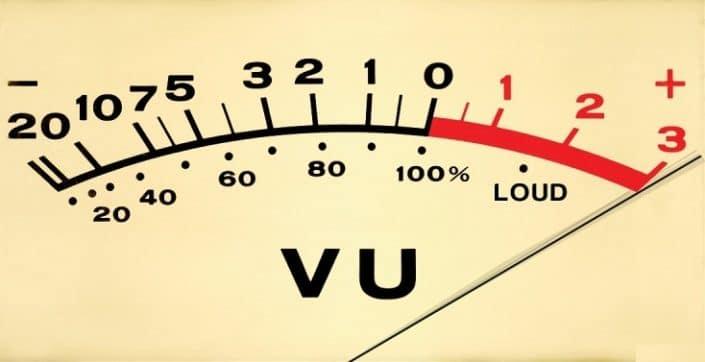 volume meter