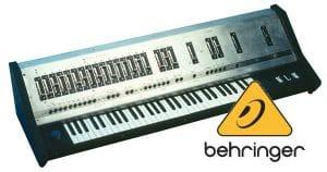 analogue synthesizer